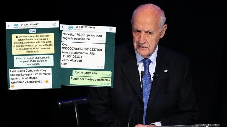 Ex ministro de Economía víctima de una estafa virtual
