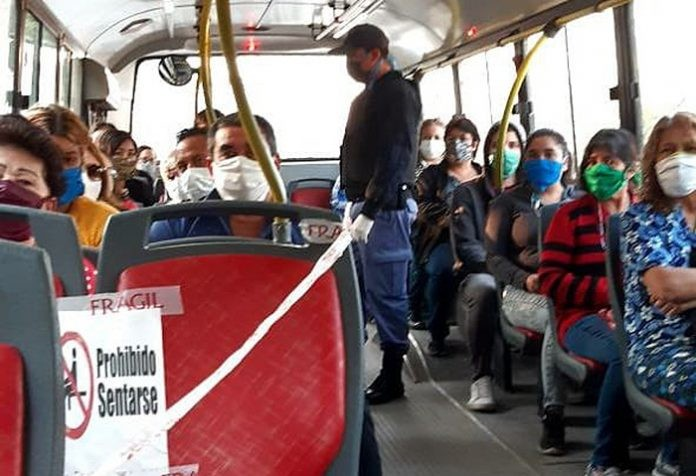 El transporte público será gratuito el domingo de elecciones
