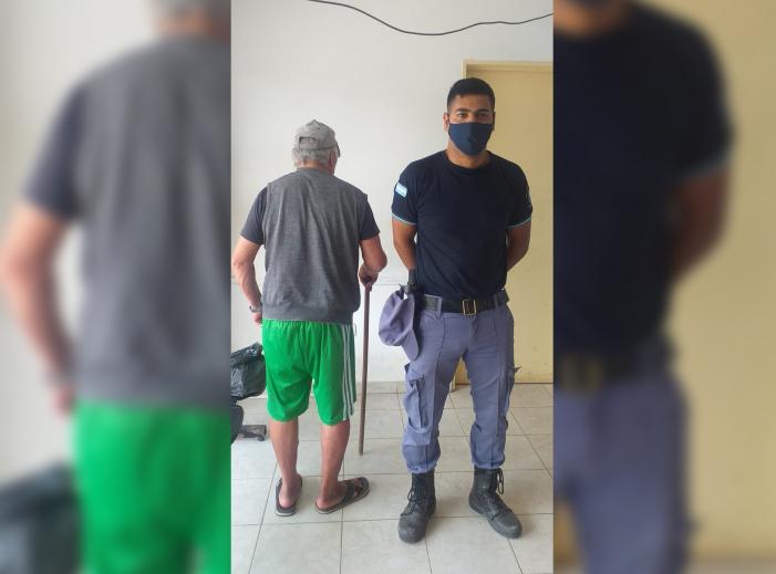 Barranqueras: detienen a un hombre de 71 años por supuesto abuso sexual a una menor