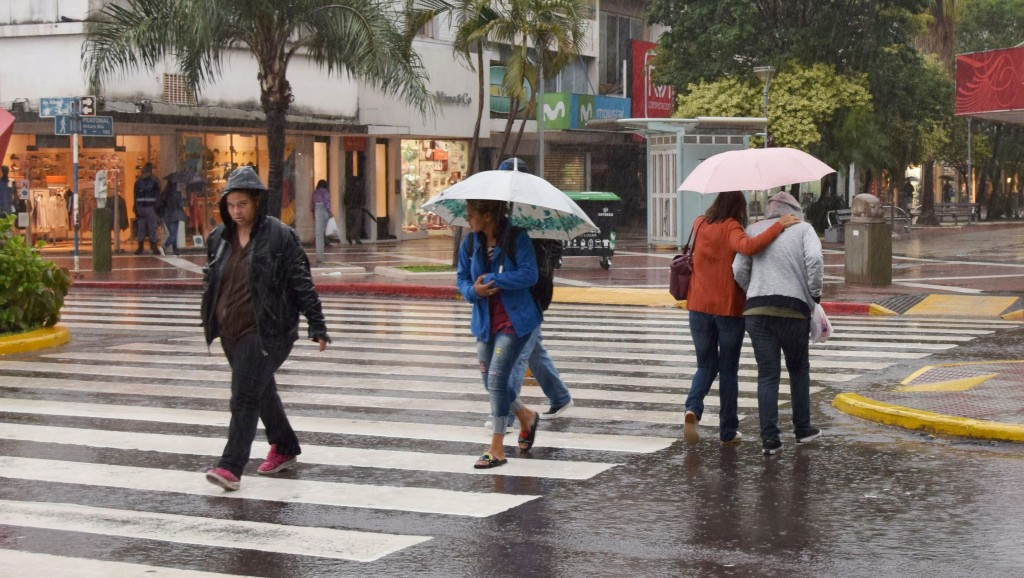 Alivio para Chaco: la lluvia alcanzó a 59 localidades de la provincia