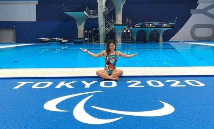 """Daniela Giménez: """"No subirme al podio es una espina, pero no me reprocho nada"""""""
