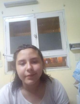Desapareció Valentina Montana en Villa Ángela, solicitan información para dar con su paradero