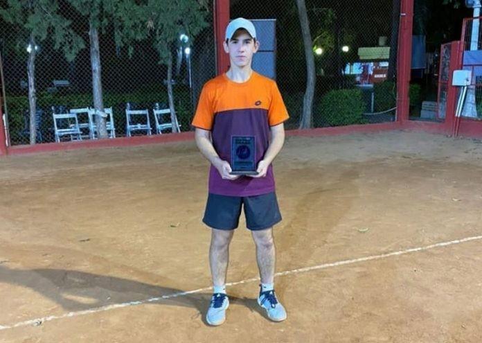 Tenis: los jugadores chaqueños clasifican al torneo nacional
