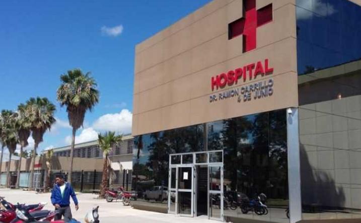 Tenía pedido de captura y con una identidad falsa se internó en el hospital de Sáenz Peña