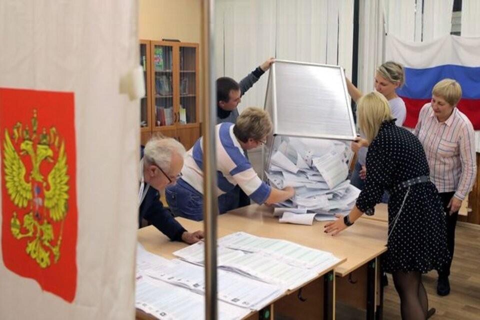 El partido de Vladimir Putin ganó las elecciones en Rusia