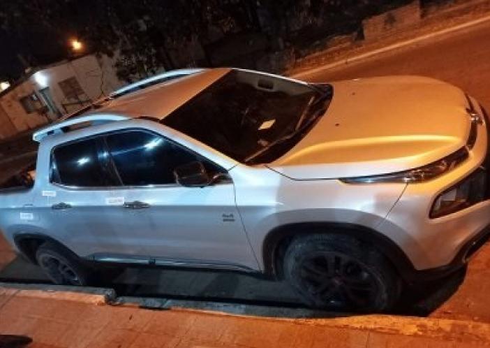 Resistencia: le secuestraron la camioneta por tener documentos falsos