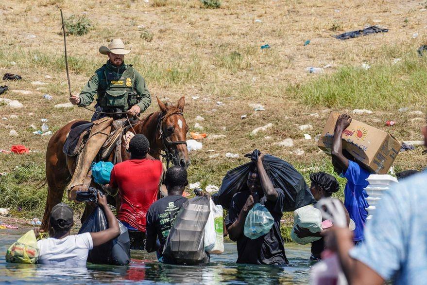Escándalo en EE.UU. por el maltrato a haitianos