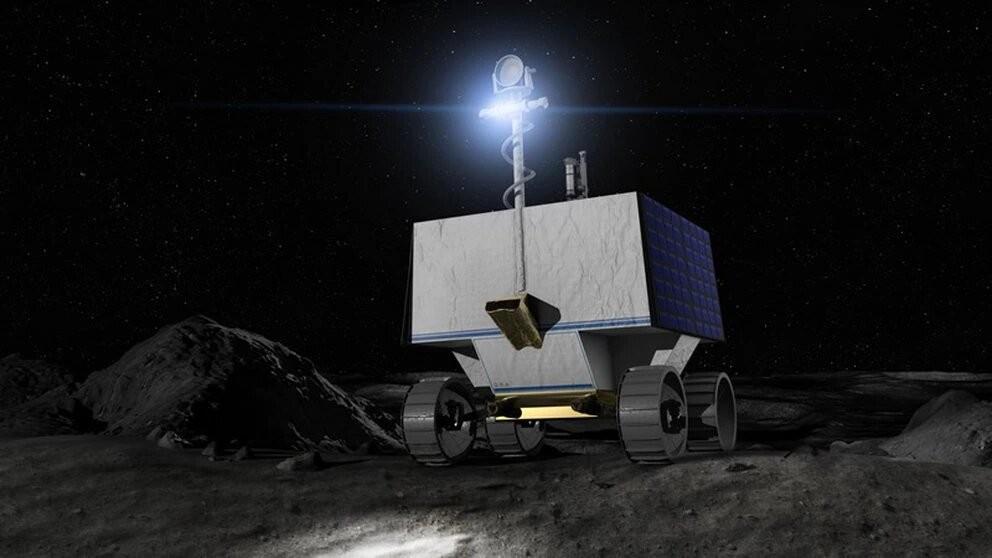 VIPER: el rover que buscará agua en la Luna