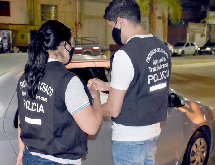 Rescataron a una joven chaqueña de una presunta red de trata en Chubut