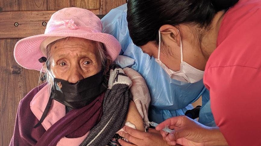 Ya se aplicaron en la Argentina más de 50 millones de vacunas contra el coronavirus