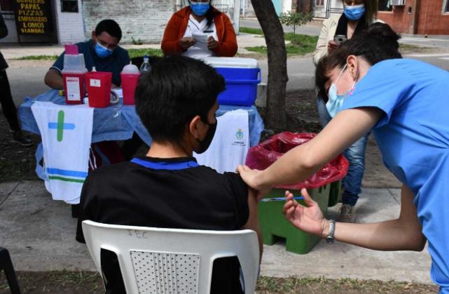 Este miércoles continúa el cronograma de vacunación contra COVID