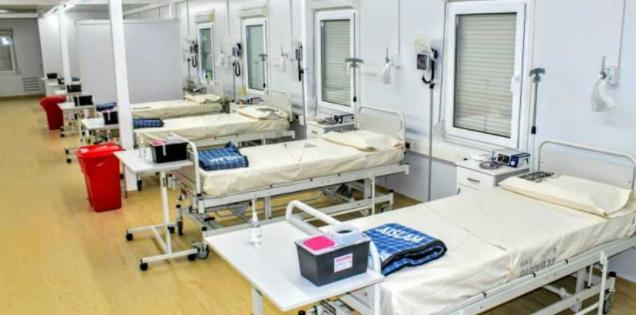 Chaco registra un solo paciente internado de gravedad con COVID-19