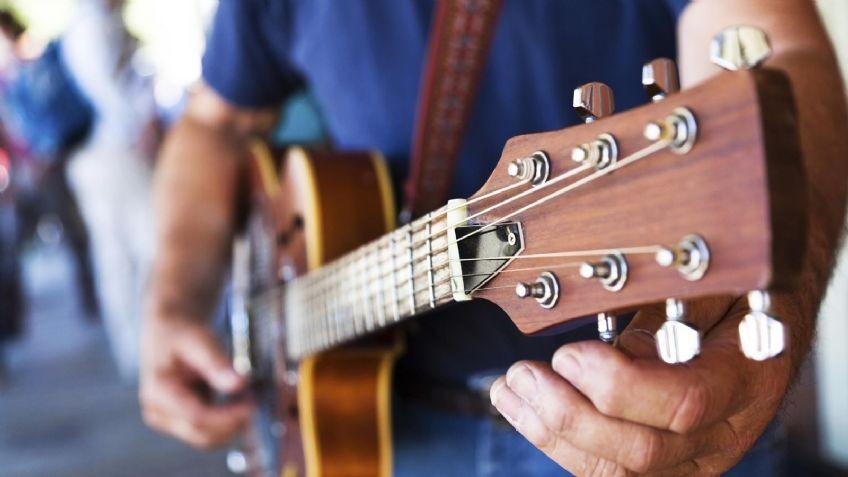 Datazo, si tocas la guitarra Google tiene la herramienta para vos