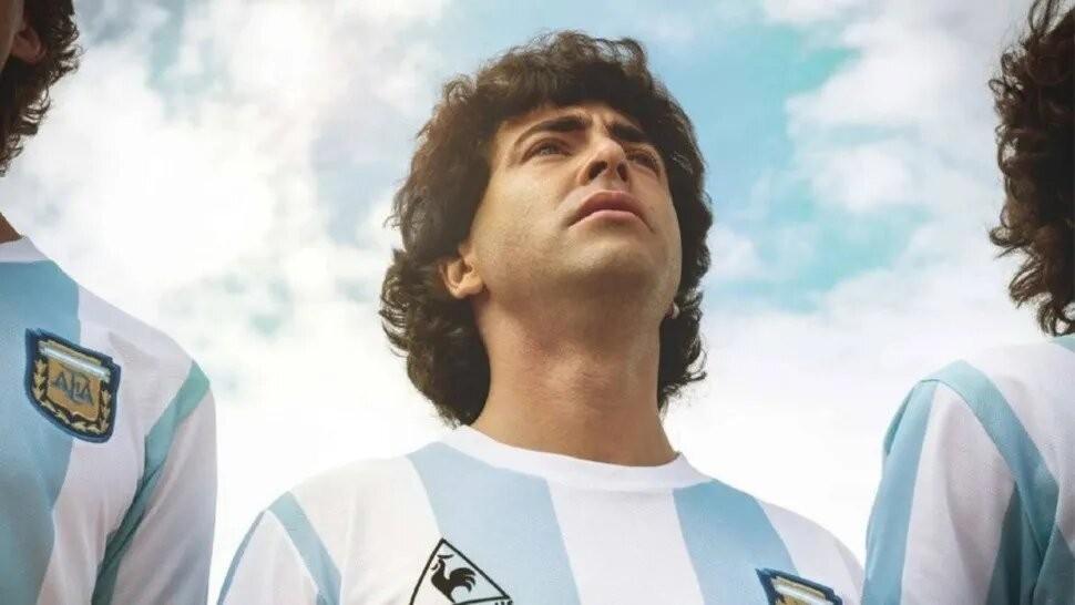 Salió el tráiler oficial de Maradona: Sueño Bendito