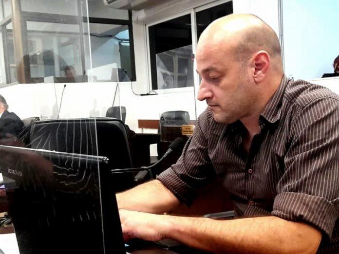 Bolatti pidió información sobre proyectos de obras en espacios públicos de Resistencia