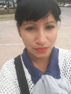 Marcha por el femicidio de Marilú Robledo