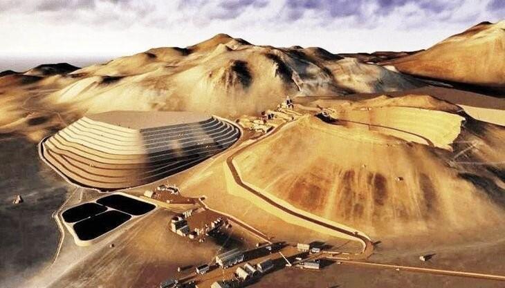 Boom del oro en Salta