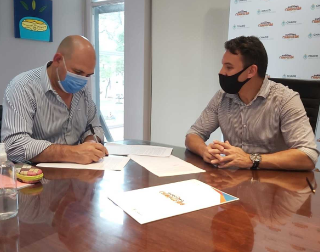 Lotería Chaqueña anunció nuevas mejoras para el club Social Makallé