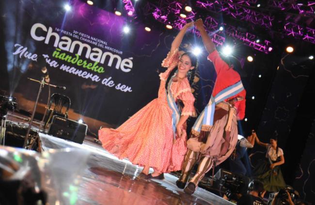 La Fiesta Nacional del Chamamé se prepara para elegir a su