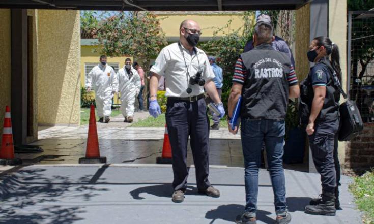 Caso Daniel Jara: creen que el homicida estaría herido