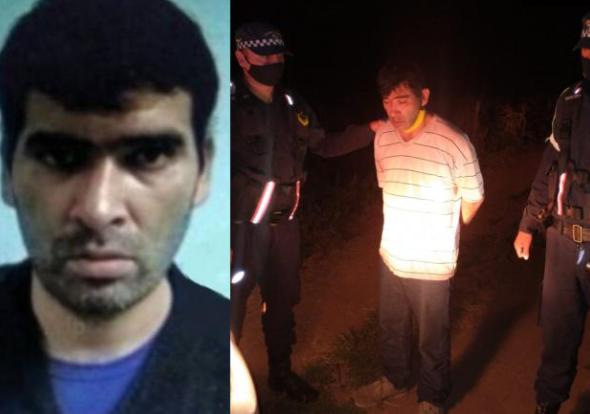 Capturaron al detenido que estaba prófugo