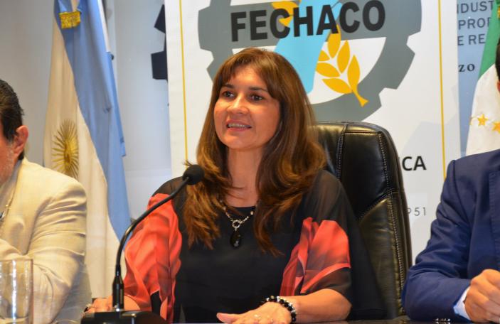 La FECHACO renovó autoridades y Silvia Reyero es la nueva presidente