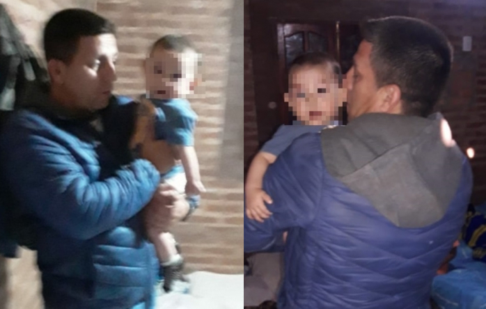 Dos mujeres salieron y dejaron solos a sus hijos de seis meses y tres años