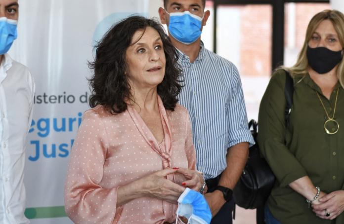 """Gloria Zalazar: """"La unidad ministerial en Sáenz Peña fortalece la presencia del Estado en la provincia"""""""